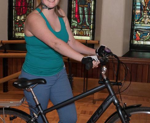anne bike cathedral
